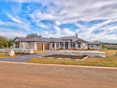 Single Family Home For Sale: 117 Paintbrush