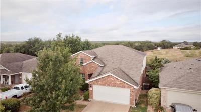 Leander Single Family Home For Sale: 749 Kingfisher Ln