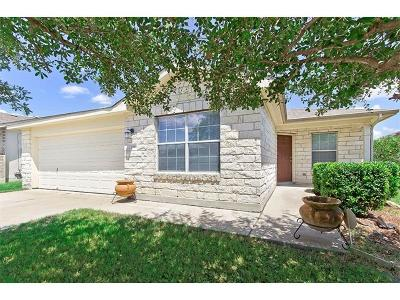 Liberty Hill Single Family Home For Sale: 216 Rock Hound Ln