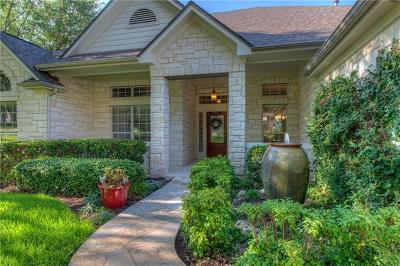 Austin Single Family Home For Sale: 3316 Summer Canyon Dr