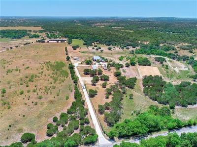 Hays County Single Family Home For Sale: 2600 McGregor Ln