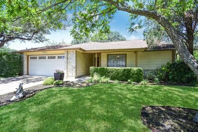 Hays County, Travis County, Williamson County Single Family Home For Sale: 6415 Steer Trl