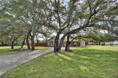 Lago Vista Single Family Home For Sale: 3112 Norton Ave