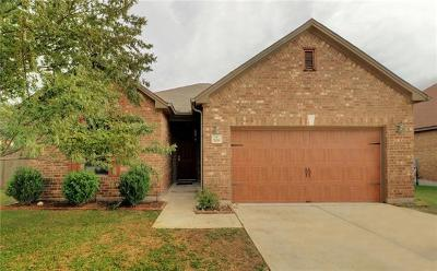 Cedar Park Single Family Home For Sale: 308 Gold Star Dr