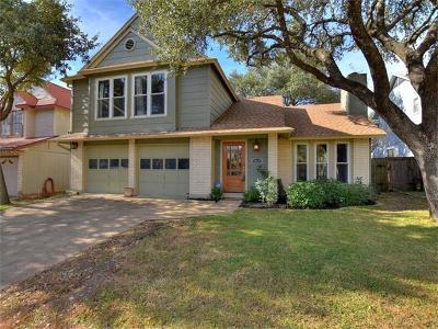 Austin Single Family Home For Sale: 13114 Amarillo Ave