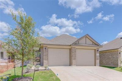 Bastrop Single Family Home For Sale: 113 Trailstone Dr