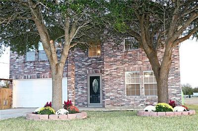 Kyle Single Family Home Pending - Taking Backups: 802 W Siebert Dr