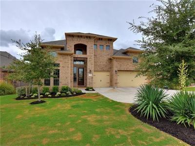 Leander Single Family Home For Sale: 2248 Champions Corner Dr