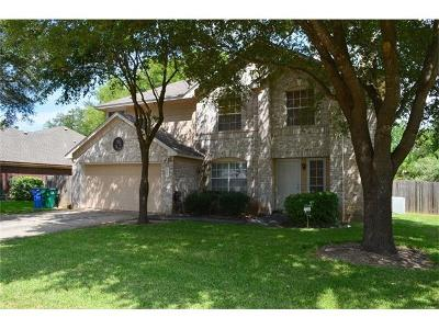 Pflugerville TX Single Family Home For Sale: $250,000