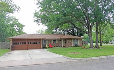 Lockhart Single Family Home Pending - Taking Backups: 1301 Aspen