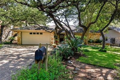 Travis County Single Family Home For Sale: 4700 Red Stone Ct