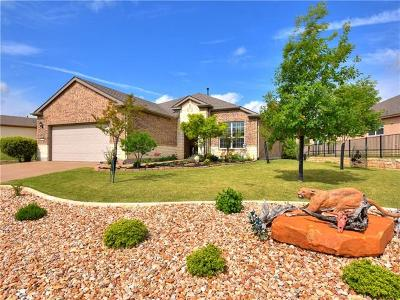 Georgetown Single Family Home For Sale: 300 Cathedral Mountain Pass
