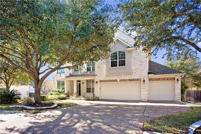Austin Single Family Home Pending - Taking Backups: 10512 Medinah Greens Dr