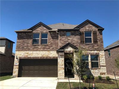 Leander Single Family Home For Sale: 509 American Trl