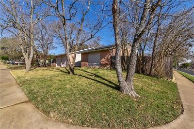 Hays County, Travis County, Williamson County Single Family Home For Sale: 2600 Edenwood