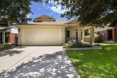 Leander Single Family Home For Sale: 1219 Pine Portage Loop