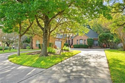 Round Rock Single Family Home Pending - Taking Backups: 1708 Possum Trot St
