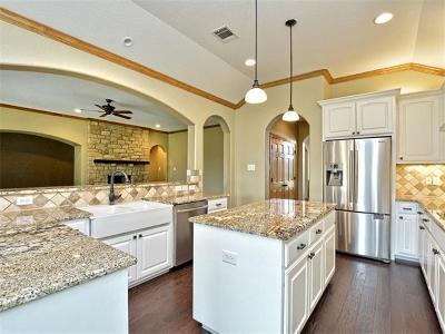 Hutto Single Family Home For Sale: 10081 Fm 1660