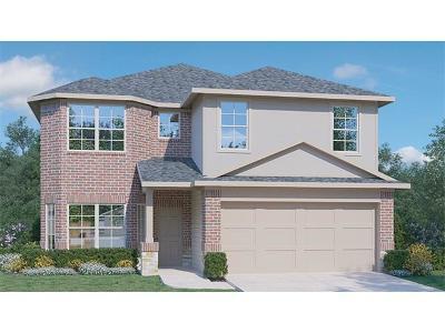 Cedar Park Single Family Home For Sale: 1710 Atlantica St