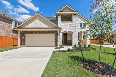Pflugerville Single Family Home For Sale: 19125 Hershey Pass