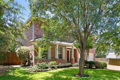 Austin Single Family Home Pending - Taking Backups: 12805 Lantana Ridge Ct
