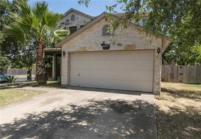 Austin Single Family Home Pending - Taking Backups: 5206 N Hearsey Dr