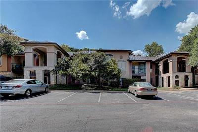 Condo/Townhouse Pending - Taking Backups: 6000 Shepherd Mountain Cv #1416