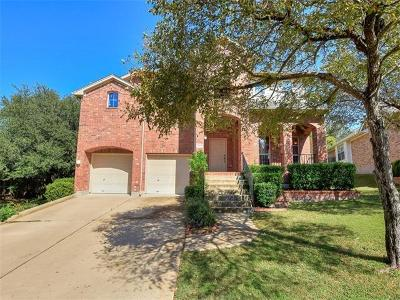 Austin Single Family Home For Sale: 12608 Appaloosa Chase Dr