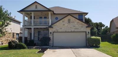 Austin Single Family Home Pending - Taking Backups: 11513 Gold Cave Dr