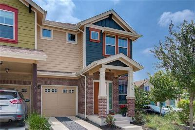 Austin Condo/Townhouse For Sale: 919 Mountaineer Ln
