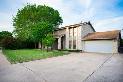 Travis County, Williamson County Single Family Home For Sale: 13217 Briar Hollow Dr