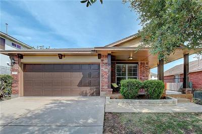 Pflugerville Single Family Home For Sale: 15005 Sassafras Trl