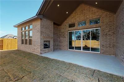 Round Rock Single Family Home For Sale: 3820 Lombard St