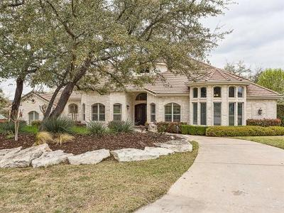 Single Family Home For Sale: 4200 Top Of Texas Trl