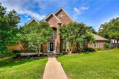 Austin Single Family Home Pending - Taking Backups: 10605 Oak View Dr