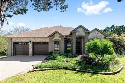 Travis County, Williamson County Single Family Home For Sale: 10901 Galleria Cv
