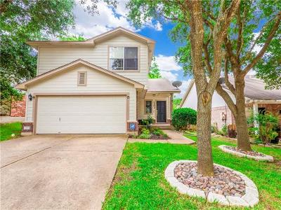 Pflugerville Single Family Home For Sale: 1203 Vincent Pl