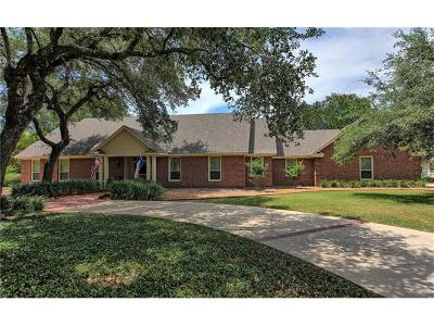 Georgetown Single Family Home For Sale: 30209 Saint Andrews Dr