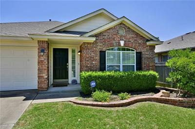 Williamson County Single Family Home Active Contingent: 16904 Brayton Park Dr