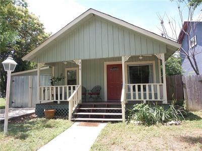 San Marcos Single Family Home Pending - Taking Backups: 314 Shady Ln