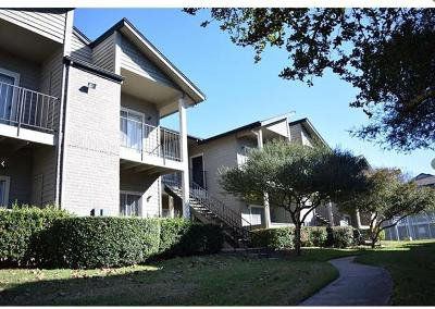 Austin Condo/Townhouse For Sale: 12166 Metric Blvd #3001