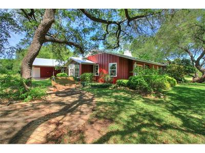 Georgetown Single Family Home For Sale: 661 Fm 971