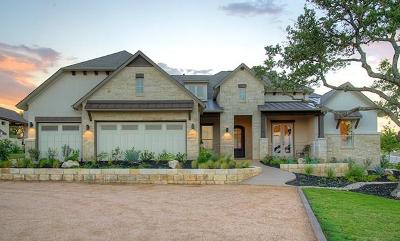 Dripping Springs Single Family Home For Sale: 118 Heritage Hollow Cv
