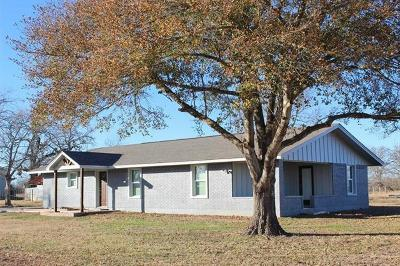 Lockhart Single Family Home For Sale: 3363 Fm 713