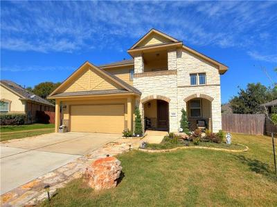 Buda Single Family Home For Sale: 444 Summer Pointe Dr