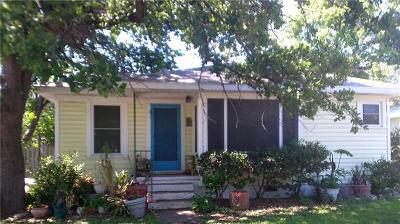 Travis County Single Family Home For Sale: 3104 Funston St