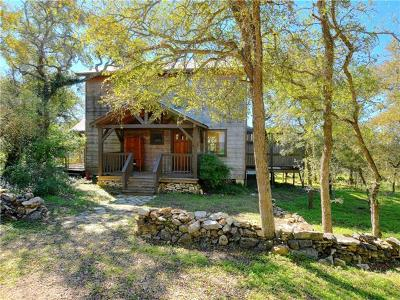 San Marcos Single Family Home Pending - Taking Backups: 701 Thurman Rd