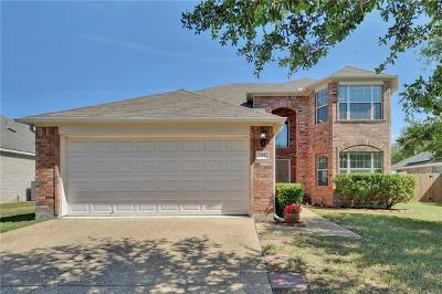 Leander Single Family Home For Sale: 121 Swallow Cv