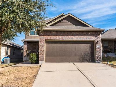 Austin TX Single Family Home For Sale: $245,000