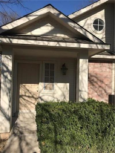 Single Family Home Pending - Taking Backups: 5702 Lark Creek Dr